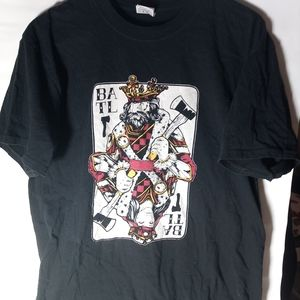 Large King and Queen Shirt